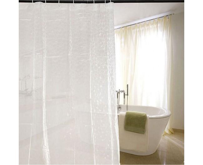 Flip Flop Shower Curtain Linen Curtains