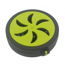 Portable Mosquito Coil Holder, Mosquito Coil Burner for Outdoor Camping Traveling (Green)