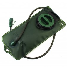 2L Hydration Bladder, Leakproof Water Reservoir, Collapsible Traveling Water Bag
