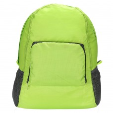 Ultra Lightweight Waterproof Packable Travel Backpack Daypack, Perfect for Camping, Hiking, Climbing (Green)