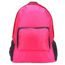 Ultra Lightweight Waterproof Packable Travel Backpack Daypack, Perfect for Camping, Hiking, Climbing (Pink)