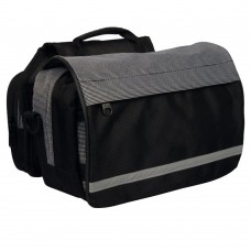 Bicycle Handlebar Bag, Double Side Bicycle Front Bag for Outdoor Activities