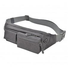Waterproof Waist Bag, Waist Pack for Running, Outdoor Sports Travel Bag for Men and Women