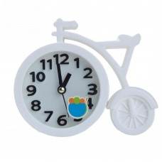 Gift Craft Desk Clock, High Wheel Bicycle Designed Table Clock
