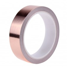 Copper Tape, Copper Foil Tape with Conductive Adhesive, 0.8 Inch x 22 Yards