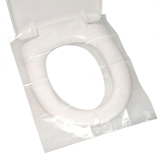 Mylifeunit Disposable Toilet Seat Covers Travel Waterproof Potty